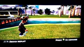 Golf: Tee It Up - Eagle Eye/Iron Man Achievements