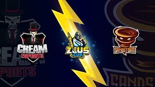 😎 CREAM SPORTS VS SANDSTROM ARG  😎    ZEUS CUP     😎 BlackJack CR  😍