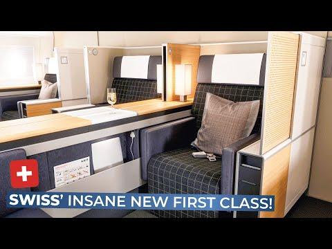 TRIPREPORT   Swiss (FIRST CLASS SUITE)   Boeing 777-300ER   Zurich - Hannover