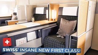 TRIPREPORT | Swiss (FIRST CLASS SUITE) | Boeing 777-300ER | Zurich - Hannover