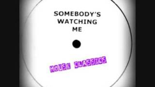 Rockwell - Somebody' s watching me (White Label)