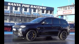 THE MOST POWERFUL PRODUCTION SUV ON EARTH - IS A JEEP !!