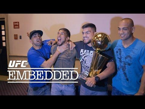UFC 180 Embedded: Vlog Series - Episode 2