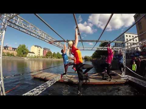 Action Run Norrköping 2016 GoPro