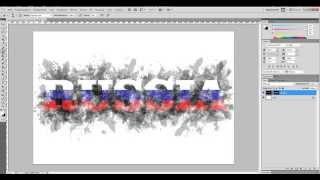 Урок Photoshop CS5 -ЭФЕКТНЫЙ ТЕКСТ