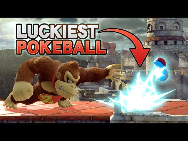 The LUCKIEST Pokéball Draw Ever? [SMASH REVIEW #38]