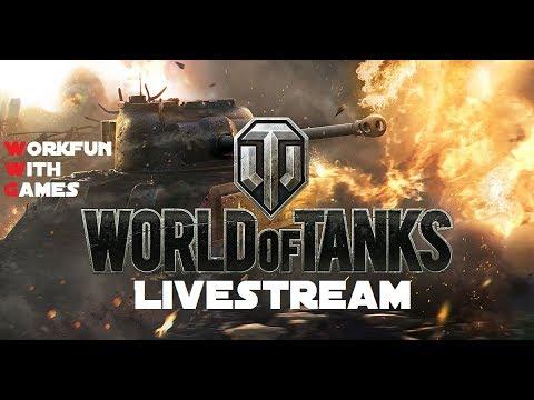 [GER] [Livestream-Aufzeichnung] World of Tanks [WoT]: Wir brauchen Credits.