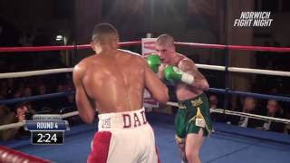 Norwich Fight Night - Nathan Dale vs Philip Bowes