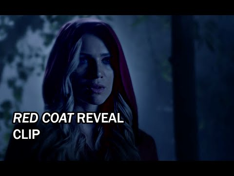 Pretty Little Liars - Sara Harvey is Red Coat - Clip - YouTube
