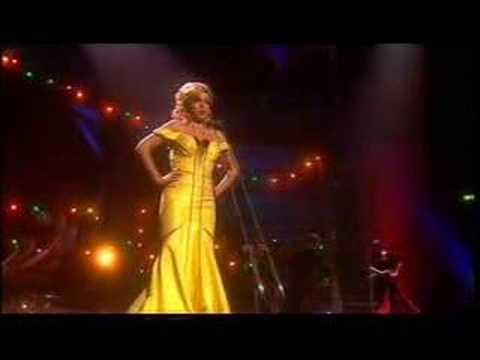 Opera Singer Katherine Jenkins Habanera