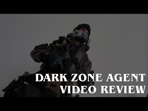 Cosmic Fury Talks About Dark Zone Agent - 1/6 Scale