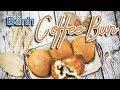 Cách Làm Bánh Paparoti - Coffee Bun - Bếp Của Momo