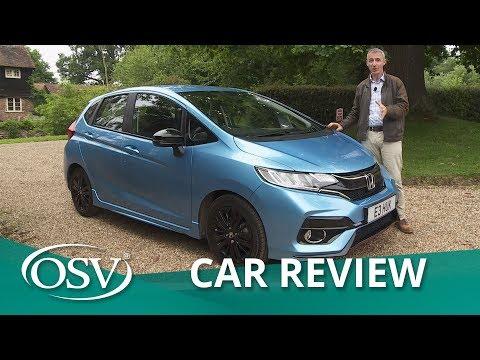Honda Jazz 2018 In-Depth Review   OSV Car Reviews