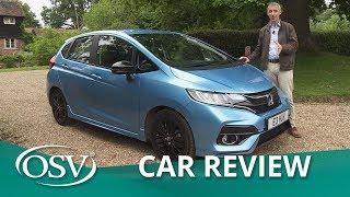 Honda Jazz 2018 In-Depth Review | OSV Car Reviews