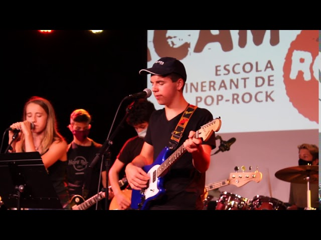 Campus Rock Girona 2020 - Avril Lavigne - Skater Boy
