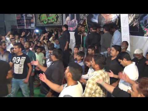 Dekhna Hai Jise Jannat Ka Alaqa Pahele | Abbsia Jafrabad | 6 Safar Jafrabad, Jalalpur, 2016