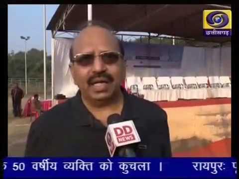 Chhattisgarh ddnews 31 10 18  Twitter @ddnewsraipur 6 30