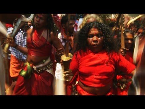 Kodungalloor Bharani - Festival of Komarams, Thrissur