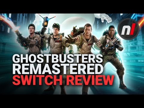 Ghostbusters: The Video Game Remastered Nintendo Switch Review   Is It Worth It?