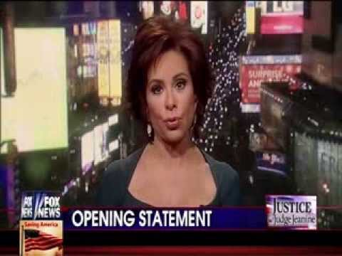 Judge Pirro Blasts Obama for Incompetence and Taking People