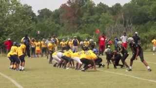 TwinSportsTV: Stockbridge Generals 11U vs Decatur Army 11U