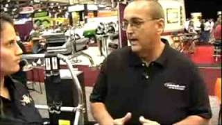 SEMA 2008 Air Ride Technologies Interview V8TV-Video