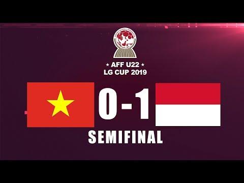 FINAL UNTUK INDONESIA  HIGHLIGHT DAN GOAL AFF U-22 LG CUP 2019