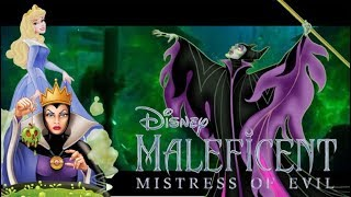 Maleficent: Mistress of Evil (Teaser Trailer Disney Parody)