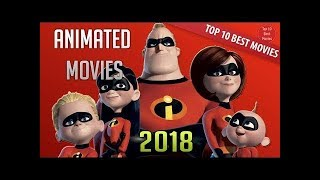 Top 10 upcoming animated movies