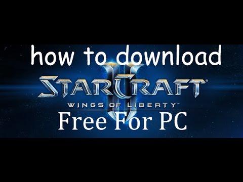 starcraft 2 free download utorrent