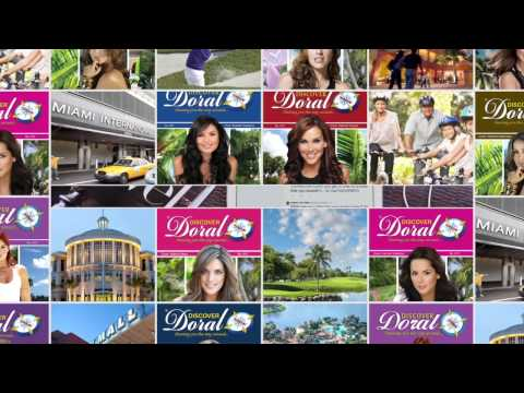 About Discover Doral City Map and Business Guide