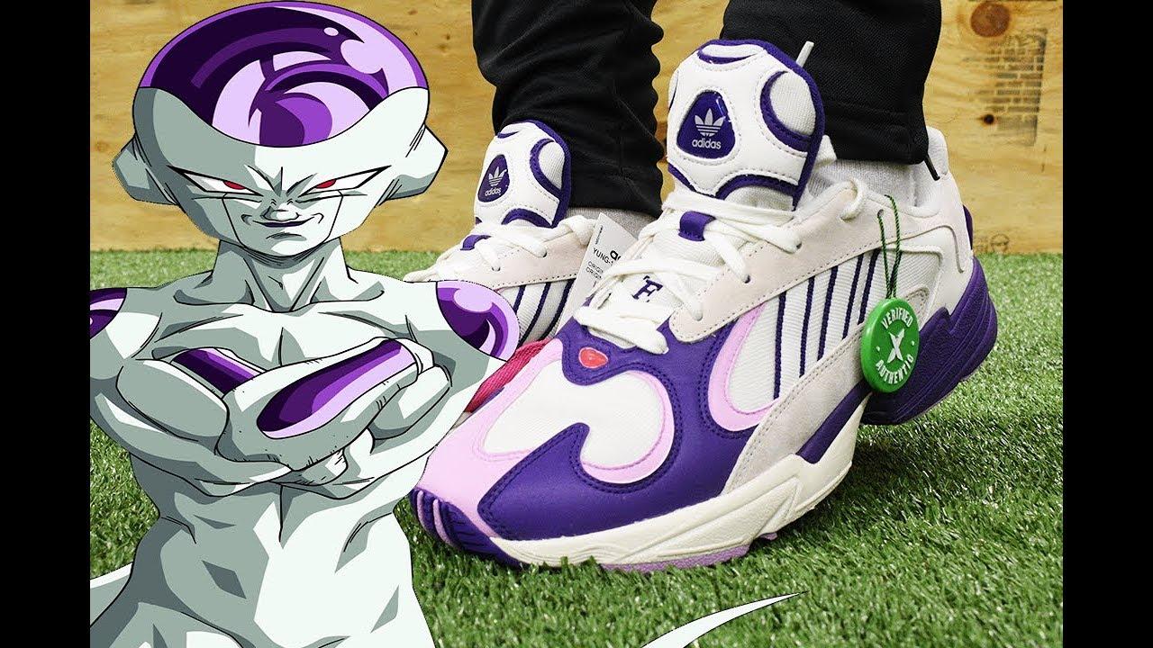 Dragon Ball Z x Adidas Yung-1