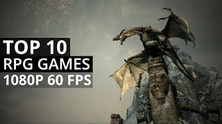 Top 10 Best RPG Games for PC Laptop (1080P 60 FPS)