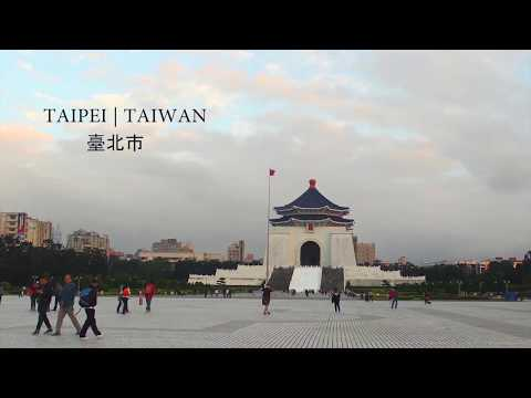 'Taipei in Motion' Hyperlapse Video of Taiwan's Capital City