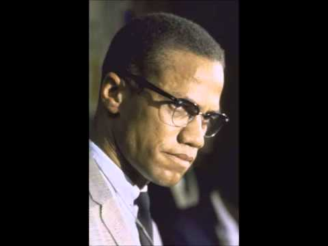 Malcolm X Speaks At Michigan State University