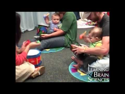 Could early music training help babies learn language?
