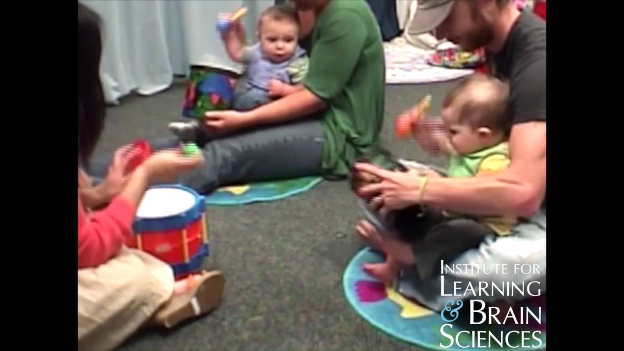 Brain Responses To Language In Toddlers >> Music Improves Baby Brain Responses To Music And Speech Uw News