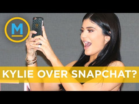 A tweet from Kylie Jenner sends Snapchat shares tumbling| Your Morning