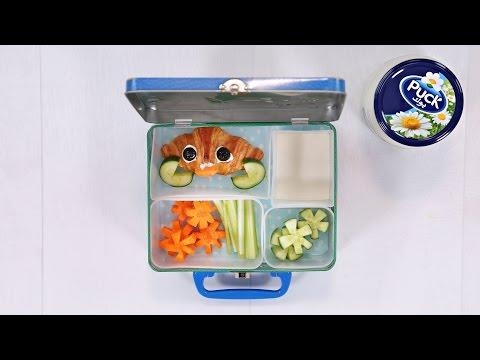 لانشبوكس مدرسية مبدعة من بوك | Creative Puck Lunchboxes