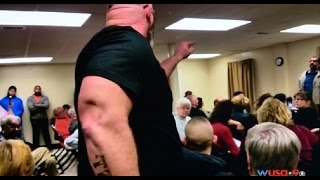 "Town Hall Meeting Erupts: ""Every Muslim Is A Terrorist, Period!"""