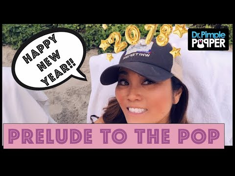 The Prelude to the BIGGEST POPS of 2017!! DR PIMPLE POPPER STYLE!