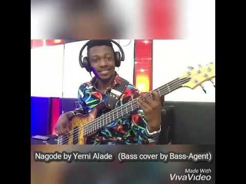 Download Nagode by Yemi Alade cover by Bass-Agent