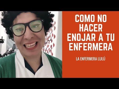COMO NO HACER ENOJAR A TU ENFERMERA || LA ENFERMERA LULÚ FT. @DOCTOR VIC Y @SALUD EN CORTO