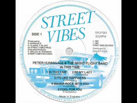 Peter Hunnigale- Be my lady