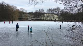 Kockelscheuer on ice