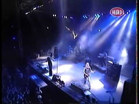HIM - Live @ Lycabettus Theater, Athens, Greece - 16.07.2003 (Pro-shot)