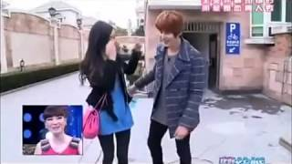 Video We Got Married - Kyuhyun Carrying Luo Yi Xiou download MP3, 3GP, MP4, WEBM, AVI, FLV Juni 2018