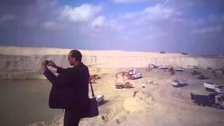 قناة السويس الجديدة : : هانى عبد الرحمن مؤسس قناة السويس فى موقع قناة الاتصال 84
