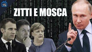 Zitti e mosca. Per Repubblica dietro le proteste in Italia c'è il solito Putin