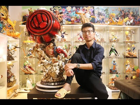 Unboxing Gear 4 Luffy, BIGGEST One Piece Statue In My Collection by LBS.